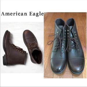 American Eagle Outfitters Cap Toe Boots